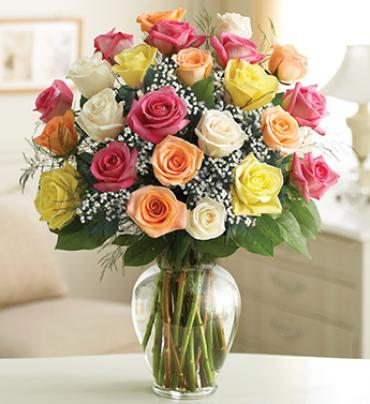 Ultimate Elegance? Long Stem Assorted Roses