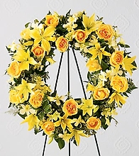 The Ring of Friendship™ Wreath
